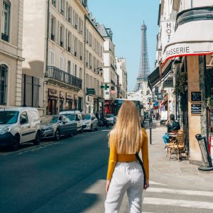 Where to eat in Paris, France